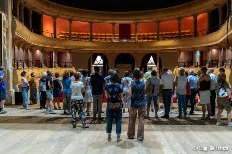 Civico Day - visita guidata al Teatro Civico