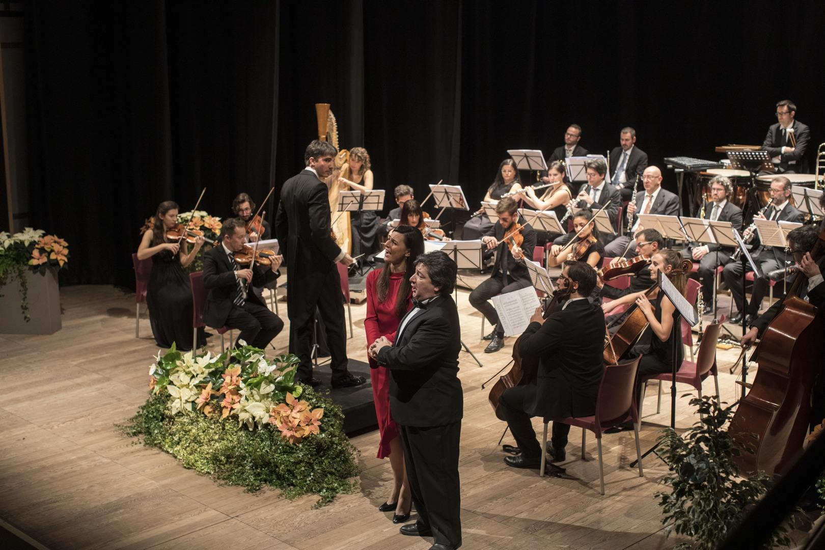 CONCERTO DI CAPODANNO - LABIRINTI ARMONICI ORCHESTRA - ph Piero Martinello