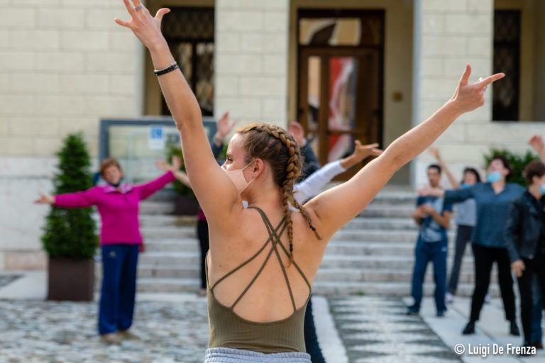 Dance Well e Campus Company: dal 22 aprile negli spazi all'aperto della città