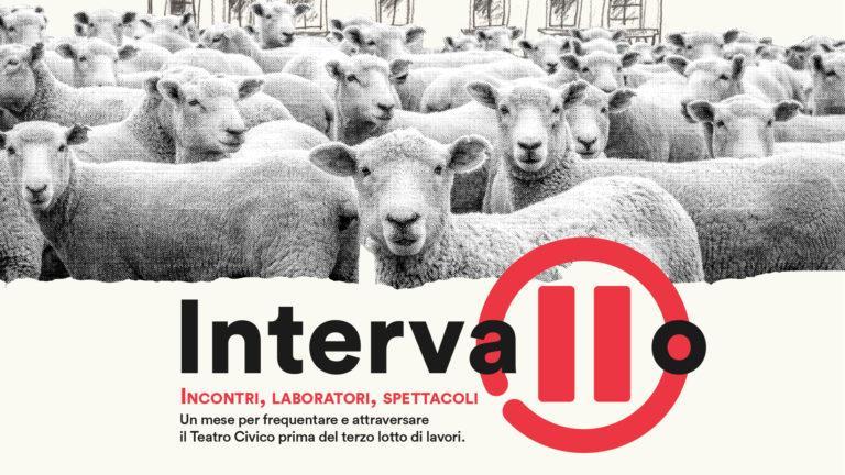 """""""INTERVALLO"""": un mese per frequentare e attraversare il Teatro Civico prima del terzo lotto di lavori"""