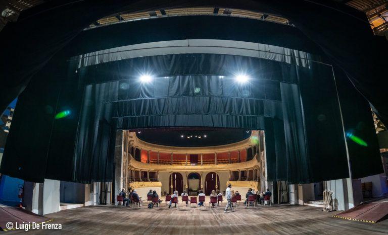 """Si replica la visita """"Il Civico. Il racconto di un teatro"""""""
