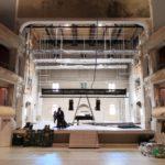 restauro teatro civico